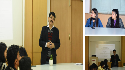 A Seminar on Open Education Resources in Media Studies by Dr. Durgesh Tripathi, Professor of GGS IP University, Delhi