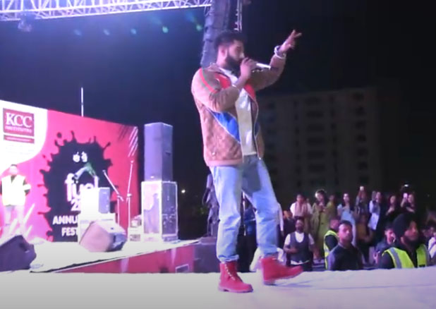 Parmish Verma at KCC