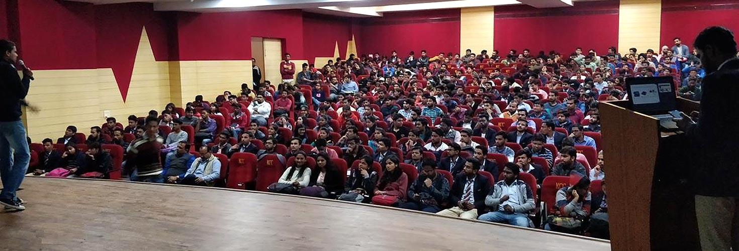 auditorium kcc