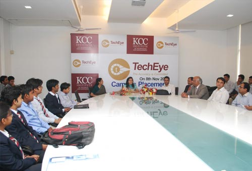 MBA Placements at KCC