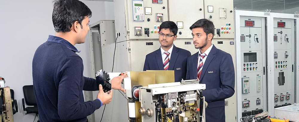 b.tech electrical engineering courses