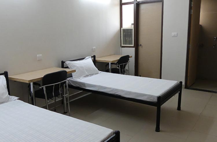 kcc Institute hostel facility