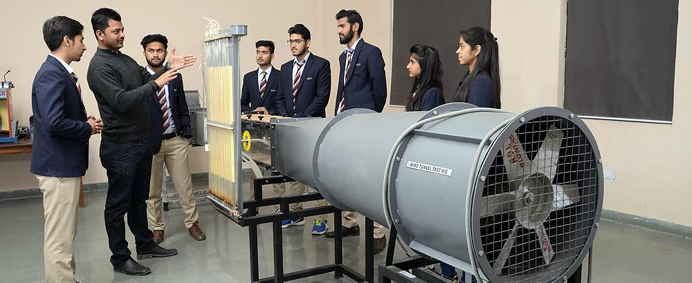 btech mechnical engineering course